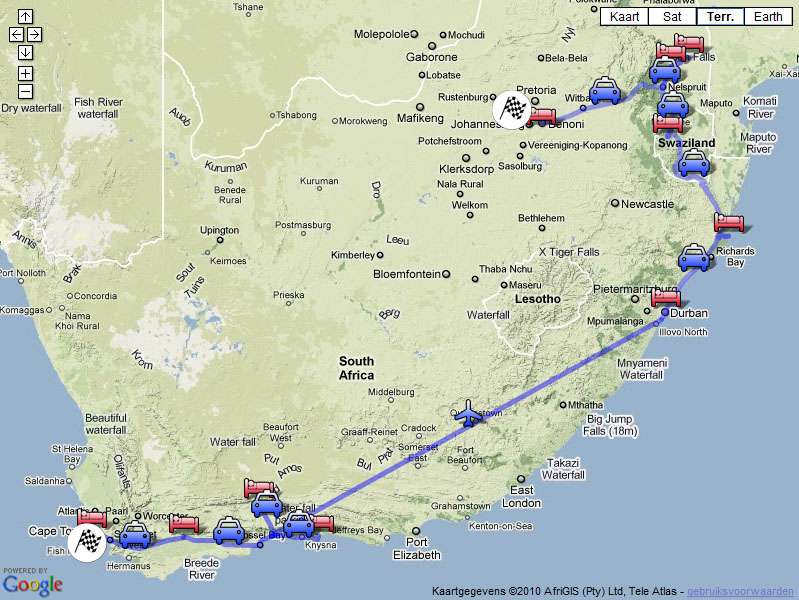 Luxe Rondreis Zuid Afrika Waarin Je Zowel Natuur Cultuur Als